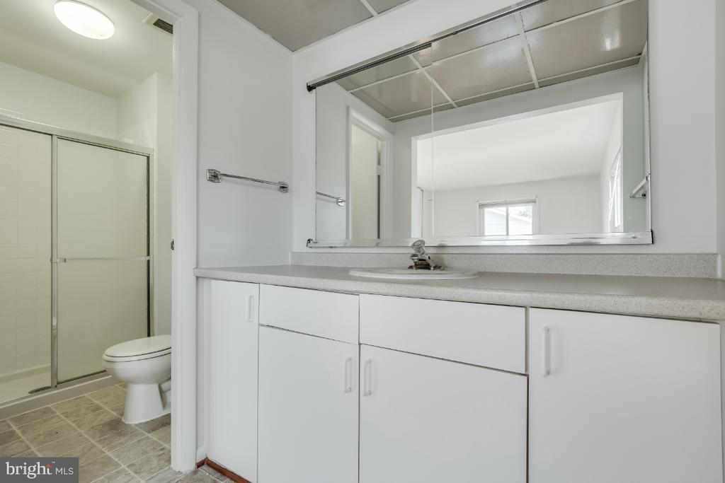 Primary en-suite bathroom - 5035 KING RICHARD DR, ANNANDALE