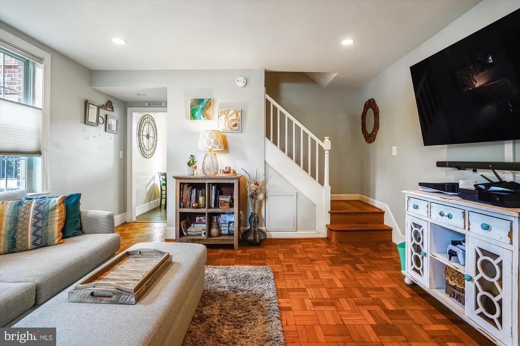 Living room - 2600 16TH ST S #713, ARLINGTON