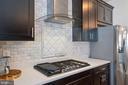 Gorgeous tile back-splash - 2066 ALDER LN, DUMFRIES