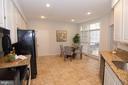 Kitchen / Breakfast Room - 11415 HOLLOW TIMBER WAY, RESTON