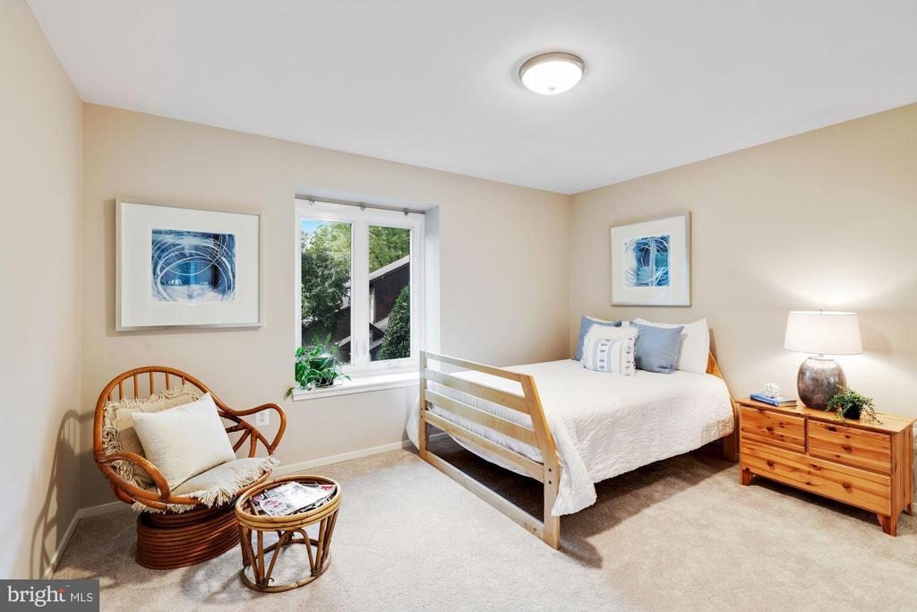 Another upper level bedroom - 3 SPRINGER, BETHESDA