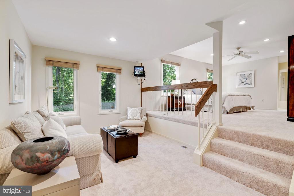Owner's suite sitting area - 3 SPRINGER, BETHESDA