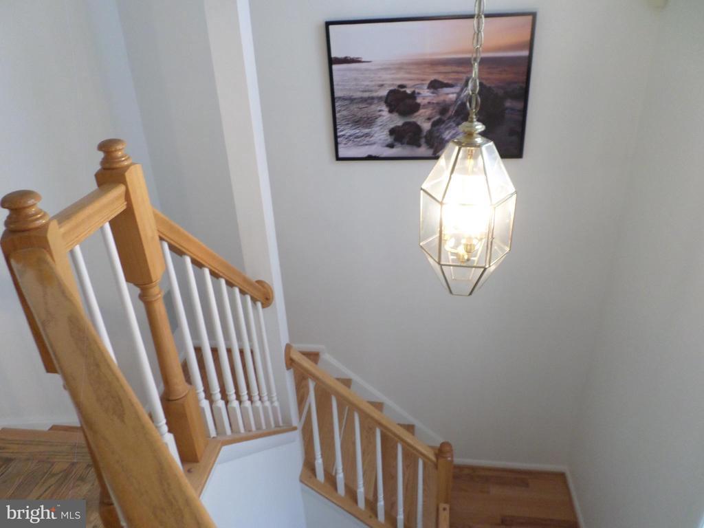 Stairway - 19728 CRESTED IRIS WAY, MONTGOMERY VILLAGE