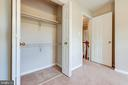 Bedroom 3 - 6151 BRAELEIGH LN, ALEXANDRIA