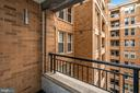 Balcony View - 915 E ST NW #914, WASHINGTON