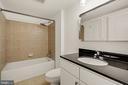 Bathroom View - 915 E ST NW #914, WASHINGTON