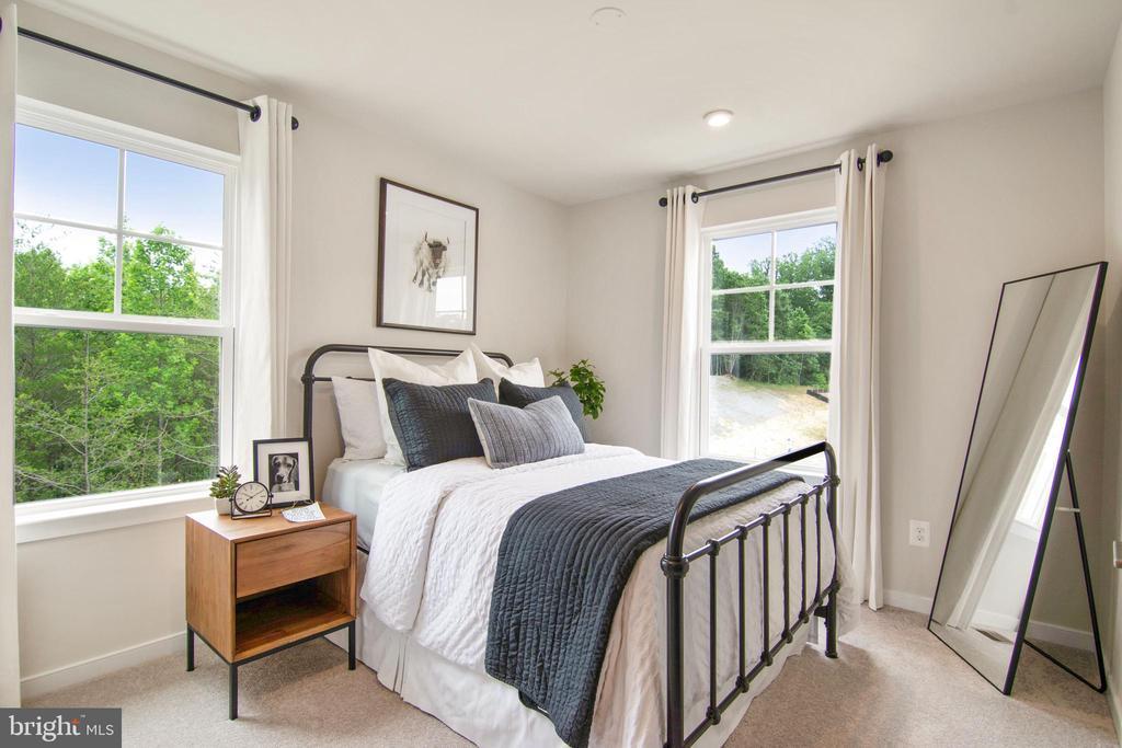 Bedroom - 200 BARNWELL DR, STAFFORD