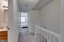 Upstairs hallway - 1435 N VAN DORN ST #B, ALEXANDRIA