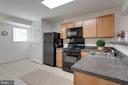 Kitchen - 1435 N VAN DORN ST #B, ALEXANDRIA