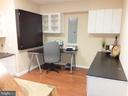 Second office space - WOW - built ins - 12101 FOUNTAIN DR, CLARKSBURG