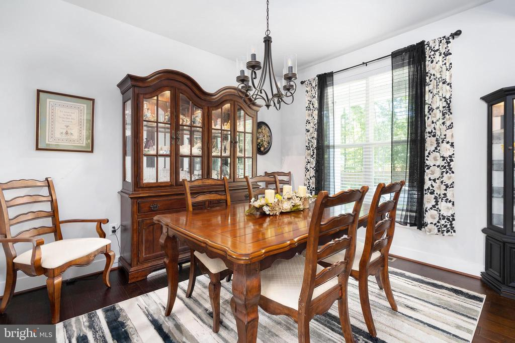 Can also be used as a study or formal living space - 10903 STOCKADE DR, SPOTSYLVANIA