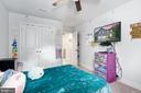 Third bedroom - 10903 STOCKADE DR, SPOTSYLVANIA