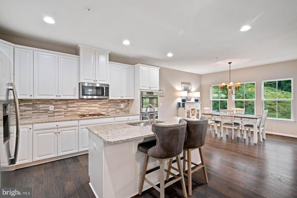 This is an open concept living home - 17559 SPRING CRESS DR, DUMFRIES