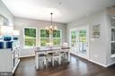 Check out your new breakfast room -sunrise views! - 17559 SPRING CRESS DR, DUMFRIES