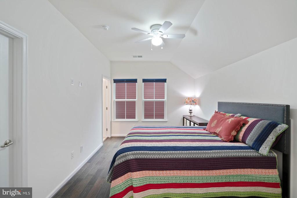 The 3rd bedroom upstairs - 17559 SPRING CRESS DR, DUMFRIES