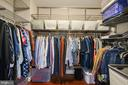 Oh Hello Lovely Custom Walk-In Closet! - 1881 N NASH ST #307, ARLINGTON
