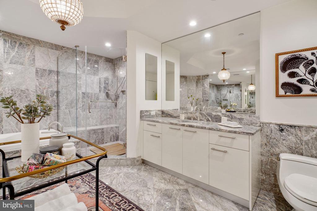 Bathroom - MASSIVE & Beautifully Appointed! - 1881 N NASH ST #307, ARLINGTON