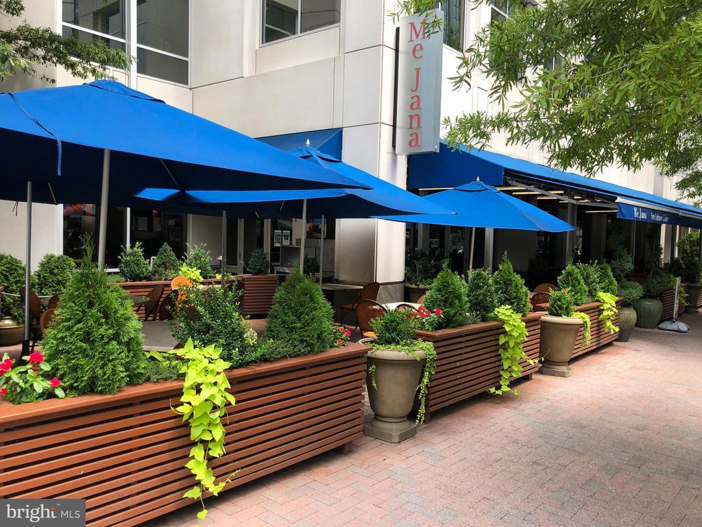 Plentiful dining options  - MeJana - 1276 N WAYNE ST #608, ARLINGTON