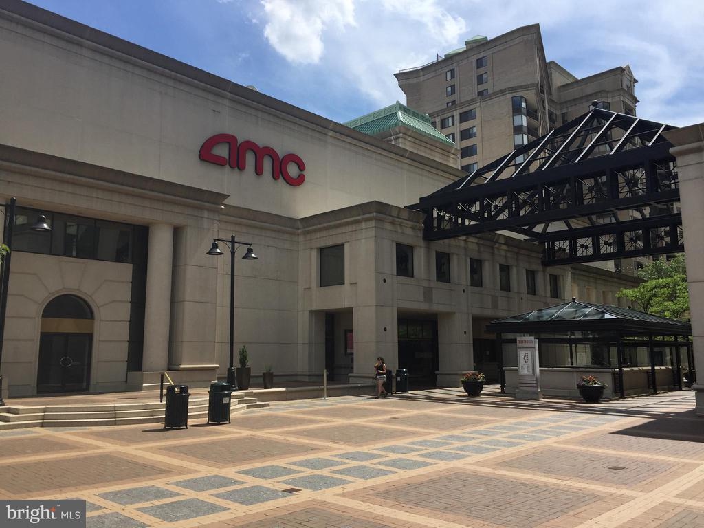 Walk to movie theatre - 1276 N WAYNE ST #608, ARLINGTON