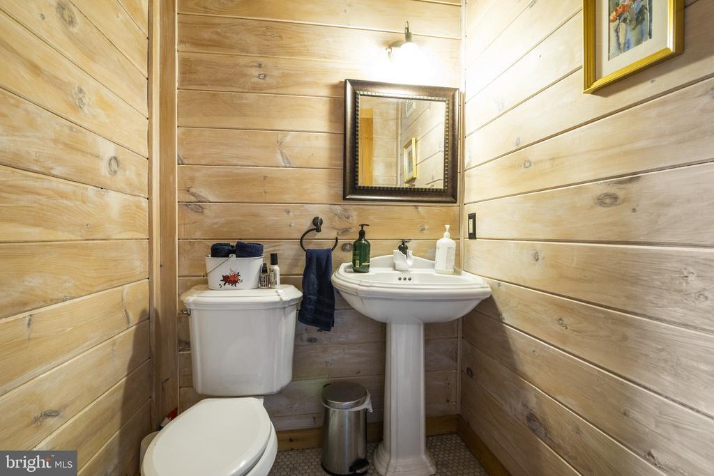 Main Level Hall Bath - 23039 RAPIDAN FARMS DR, LIGNUM