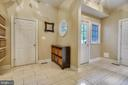 Spacious Mudroom with Access to All 5 Garages - 2539 DONNS WAY, OAKTON