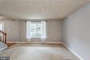 Living Room - 108 ALMEY CT, STERLING