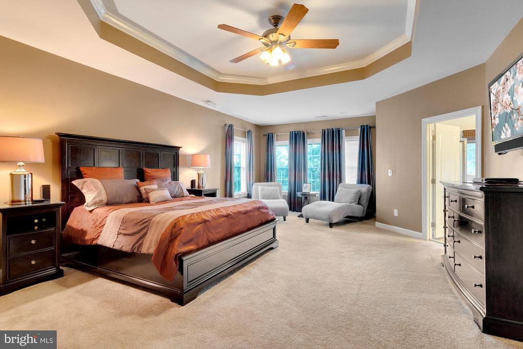 Primary Bedroom on Upper Level - 21260 PARK GROVE TER, ASHBURN