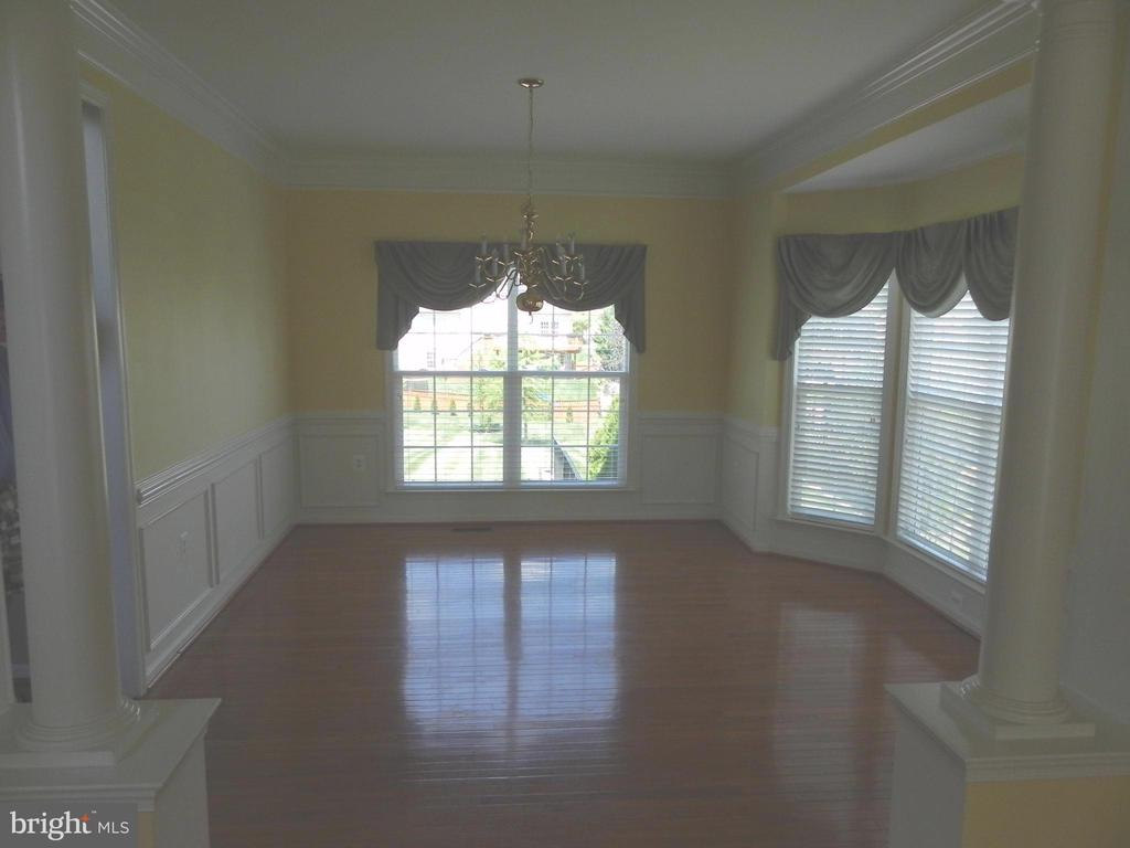 Formal Dining area - 939 WAYNE DR, WINCHESTER