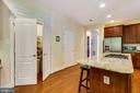 Walk in  pantry. - 208 ROSALIE COVE CT, SILVER SPRING