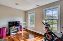 Private exercise room. - 208 ROSALIE COVE CT, SILVER SPRING