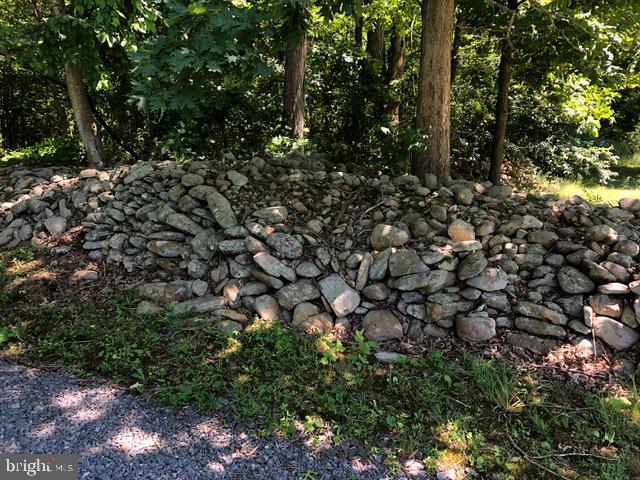 Amazing stone wall. - 12823 BRICE RD, THURMONT