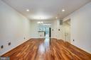 Gorgeous Hardwood Flooring - 1597 LEEDS CASTLE DR #101, VIENNA