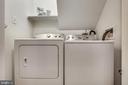 Laundry - 6508 HAYSTACK RD, ALEXANDRIA