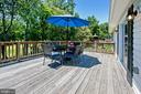 Outdoor Relaxation and Entertaining! - 6508 HAYSTACK RD, ALEXANDRIA
