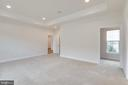Extra recessed lighting in primary bedroom - 42758 AUTUMN DAY TERRACE, ASHBURN