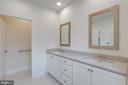 Lovely primary bathroom - 42758 AUTUMN DAY TERRACE, ASHBURN