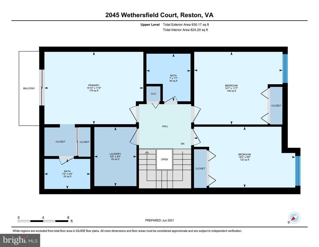 - 2045 WETHERSFIELD CT, RESTON