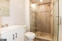 Primary Bathroom - 1607 PARK OVERLOOK DR, RESTON