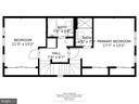new paint, carpet, big closets, updated baths - 4427 7TH ST N, ARLINGTON