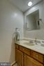 Half bath on main level - 132 NORTHAMPTON BLVD, STAFFORD