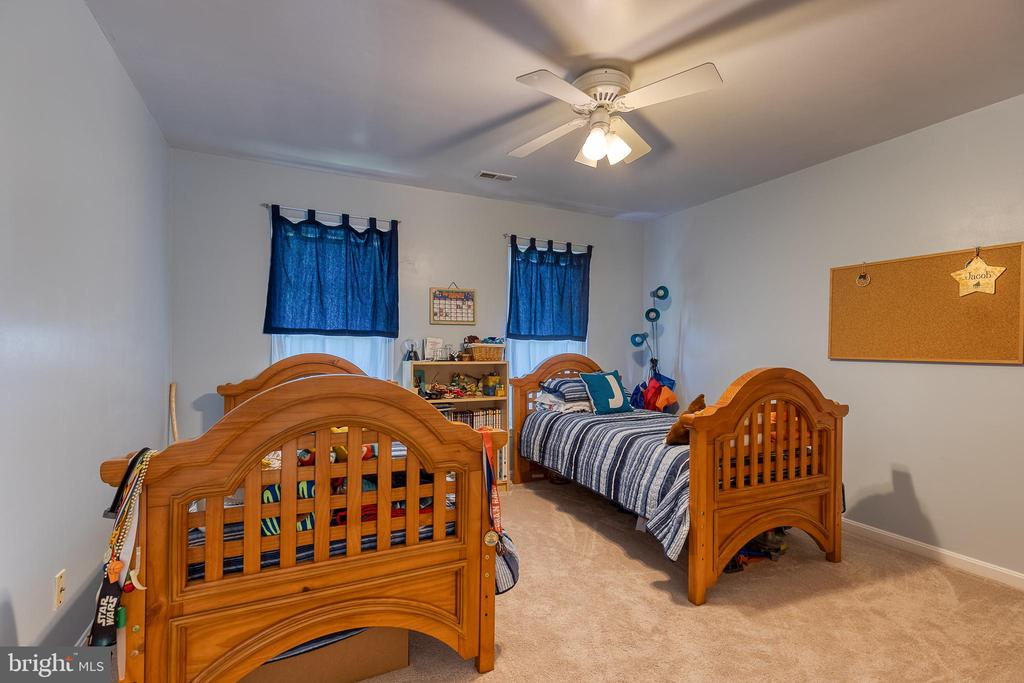 Bedroom #3 - 132 NORTHAMPTON BLVD, STAFFORD