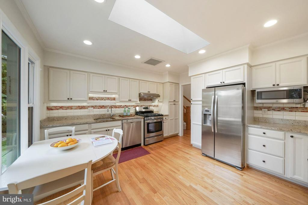 Skylight for Cheerful Cooking - 5312 CARLTON ST, BETHESDA