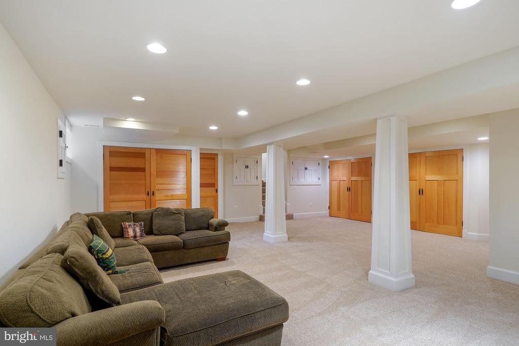 Perfect Play Space or Home Gym - 5312 CARLTON ST, BETHESDA