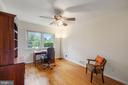 4th Bedroom with Double Window - 5312 CARLTON ST, BETHESDA