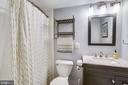 Full Bath - 9039 SLIGO CREEK PKWY #410, SILVER SPRING
