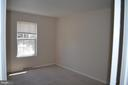 Middle level has two bedrooms like this - 4900 EDGEWARE TER, FREDERICK