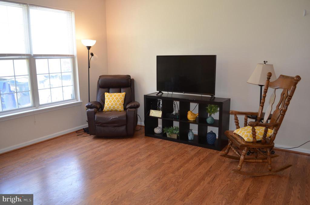 Large living room area - 4900 EDGEWARE TER, FREDERICK