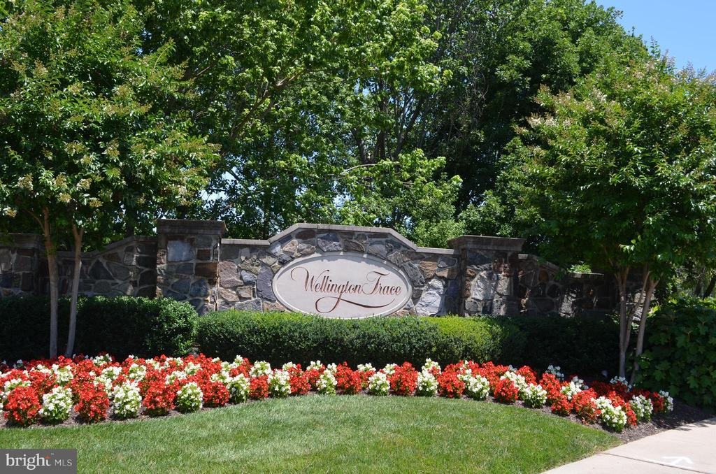 Wellington Trace has so much to offer! - 4900 EDGEWARE TER, FREDERICK