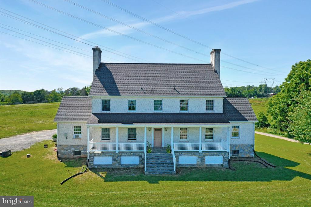 Federal Style Colonial - 5201 RELIANCE, MIDDLETOWN