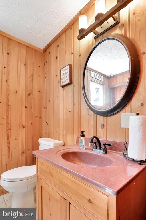 Half bath in Barn 2 - 5201 RELIANCE, MIDDLETOWN